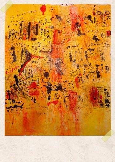 Artsingulier Fr Peintre Azema Philippe